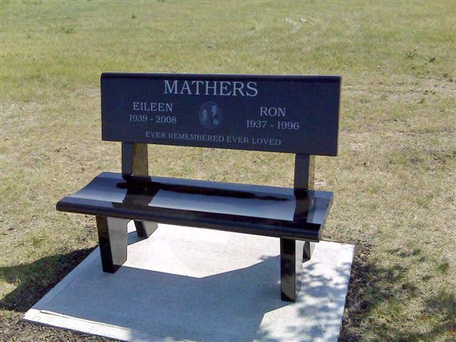 Legacy Monuments Memorial Benches Gallery Made From