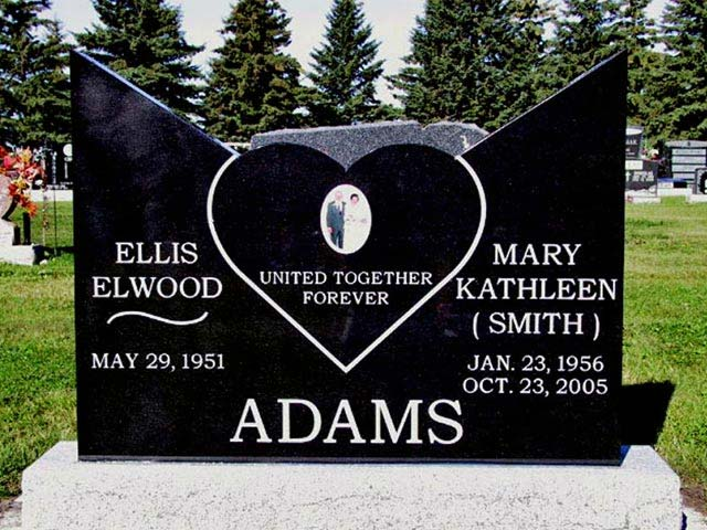 Legacy Monuments Heart Shaped Memorial Headstone Gallery Made From Granite Marble And Stone